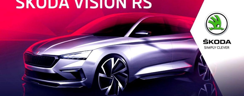 Обзор автомобиля Skoda Vision RS