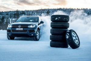 Нешипованные зимние шины для внедорожников и кроссоверов